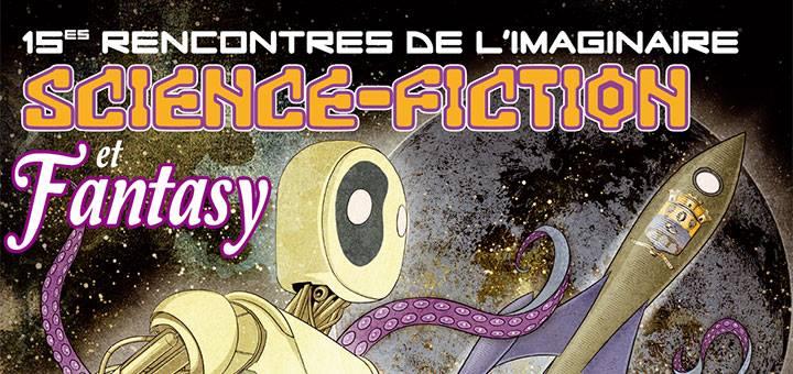 15e Rencontres de l'Imaginaire à Sèvres