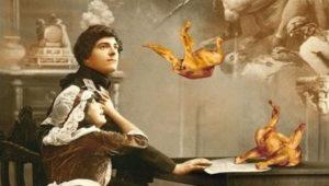 Romancier Assailli par une envie de poulet rôti @Plonk & Replonk